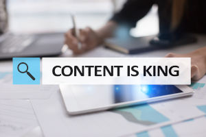 SEOnotMagic.com - Content is King